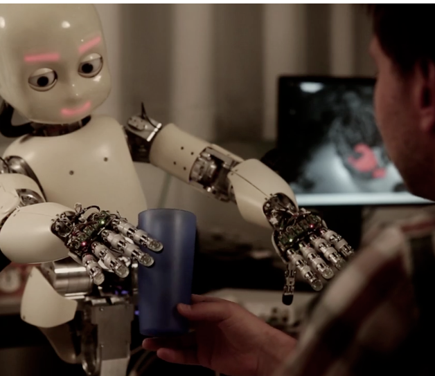 the iCub and Juxi